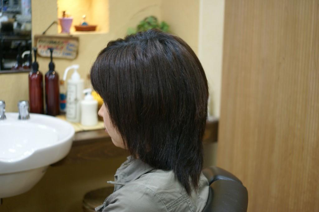 縮毛矯正 - ヘアカタログ-01-01