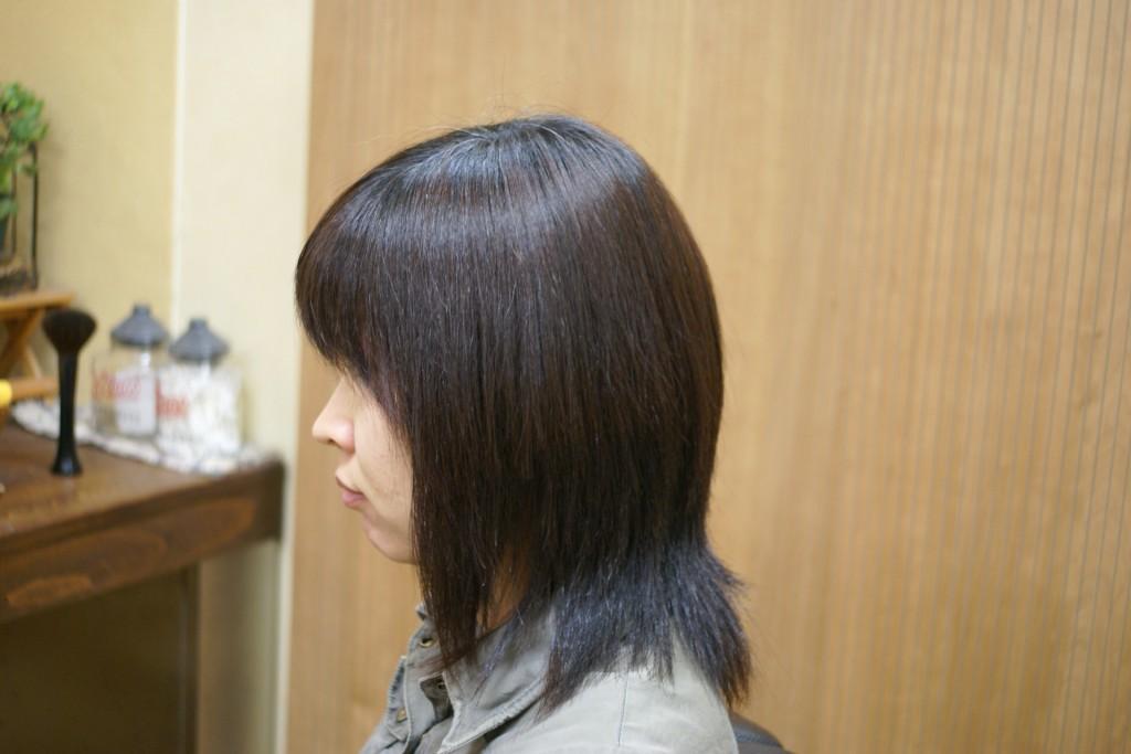 縮毛矯正 - ヘアカタログ-01-02