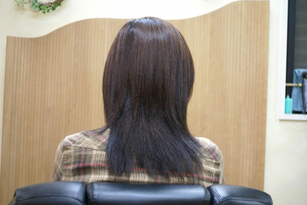 縮毛矯正 - ヘアカタログ-02-02