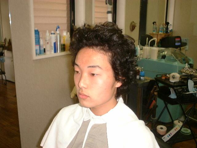 縮毛矯正 - ヘアカタログ-02-01