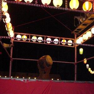 祭りの太鼓