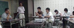 加藤先生と仲間たち