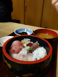 熱海海鮮丼!