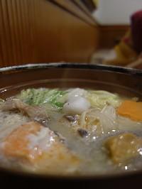 生姜豆乳鍋
